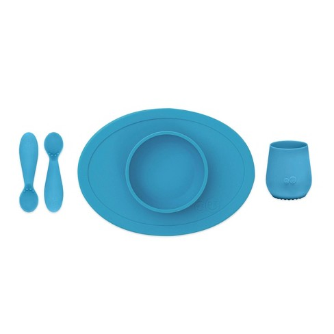 EZPZ First Foods Set - Blue