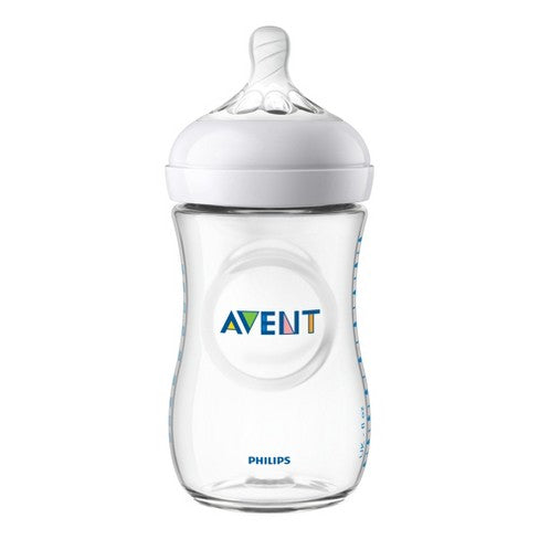 Philips Avent Natural Feeding Bottle - Single Pack / 9oz