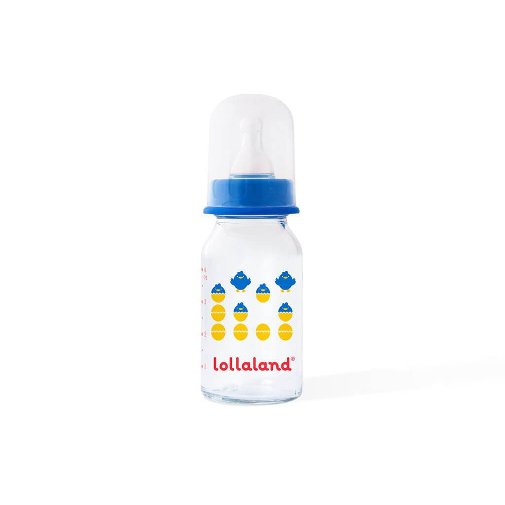 Glass Baby Bottle - 4oz