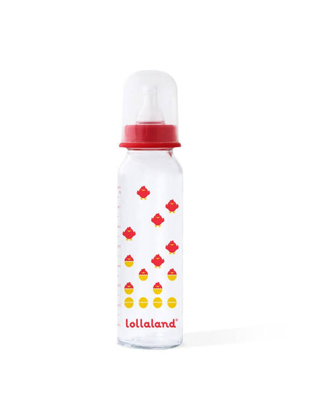 Lollaland Glass Baby Bottle - 8oz