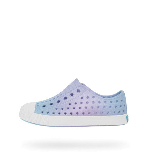 Jefferson Iridescent Child Pigeon Grey /Shell White / Galaxy