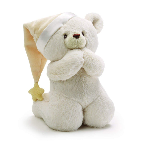 Gund Prayer Bear Sound Toy
