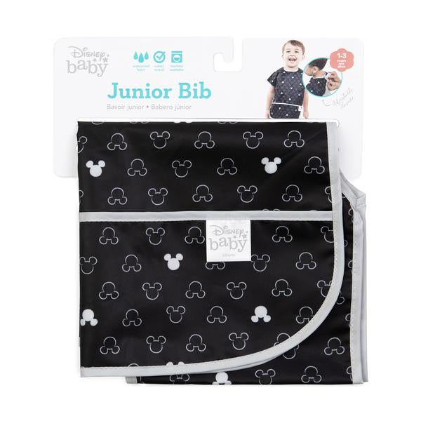 Bumkins Junior Bib - Mickey Mouse