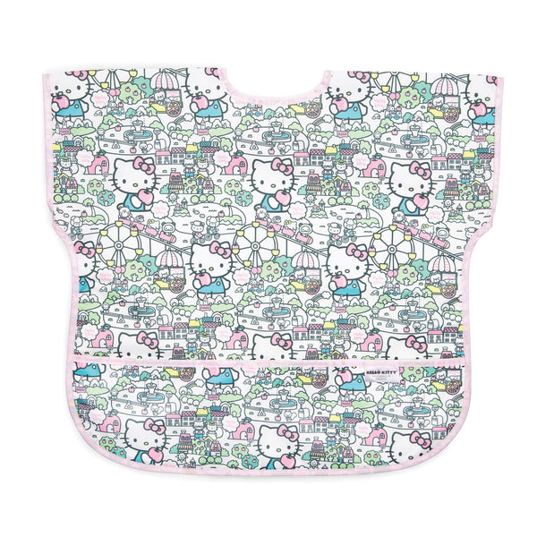 Bumkins Junior Bib - Hello Kitty