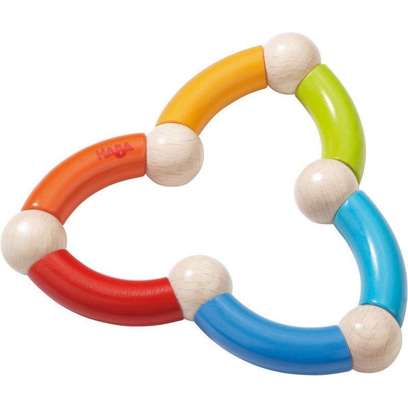 Haba Clutching Toy / Color Snake