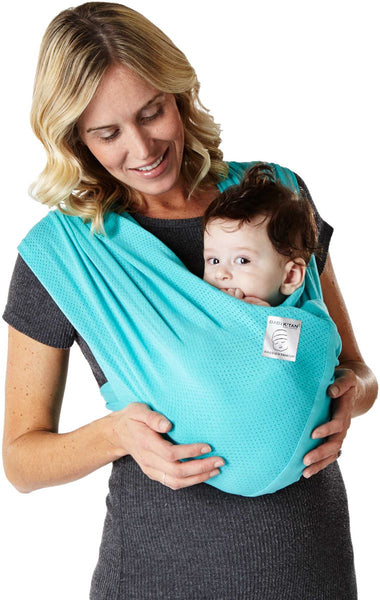 Baby K'Tan Breeze Baby Carrier - Teal/XL