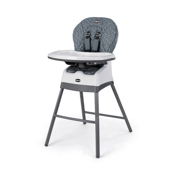 Chicco Stack 1-2-3 Highchair - Dots