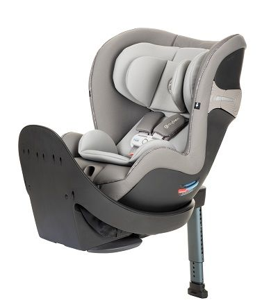 Cybex Gold Sirona S - Manhattan Grey