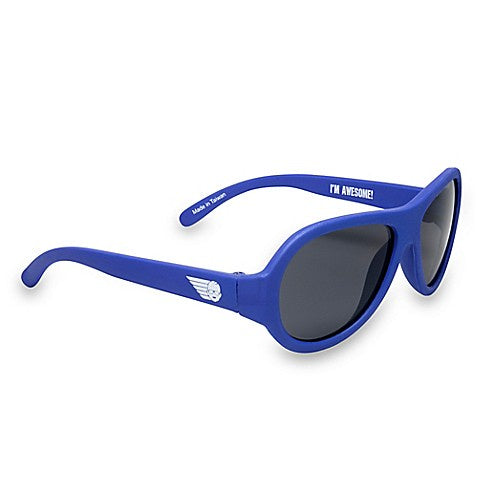Babiators Aviator Sunglasses - Blue Angels Blue 3-5 Years