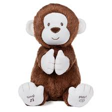 Gund Animated Clappy Monkey