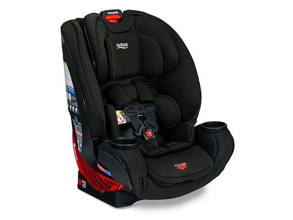 Britax One4Life Convertible Car Seat - Graphite Black