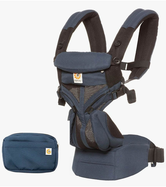 Ergobaby Omni 360 All-in-One Carrier - Raven