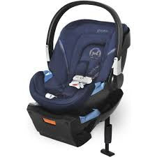 Cybex Aton 2 SensorSafe - Denim Blue