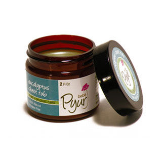 Pyur Eucalyptus Chest Rub 2oz