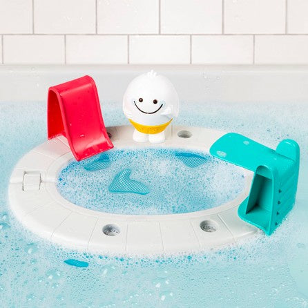 Sago Mini Easy Clean Bath Toy - Yeti's Pool Party