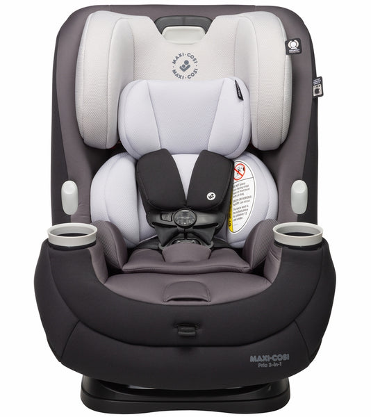 Maxi Cosi Pria 3-in-1 Convertible Car Seat - Blackened Pearl