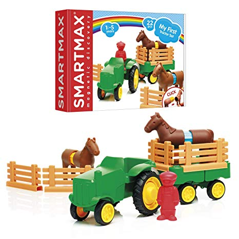 SmartMax My First Tractor Set