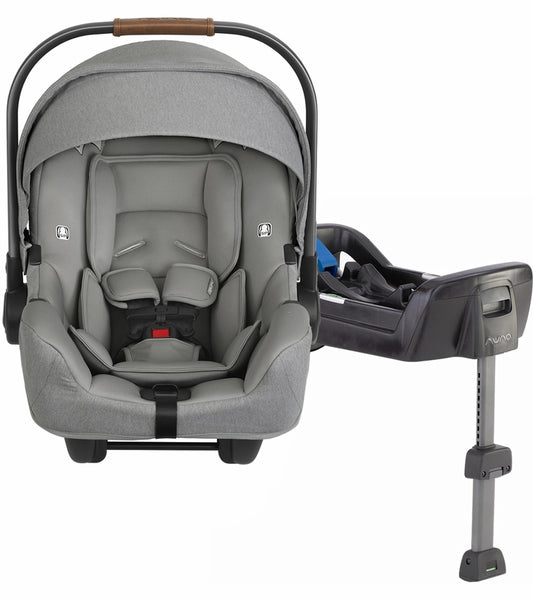 Nuna Pipa Car Seat with Base - Frost