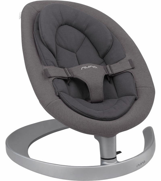 Nuna Leaf Grow Bouncer - Iron