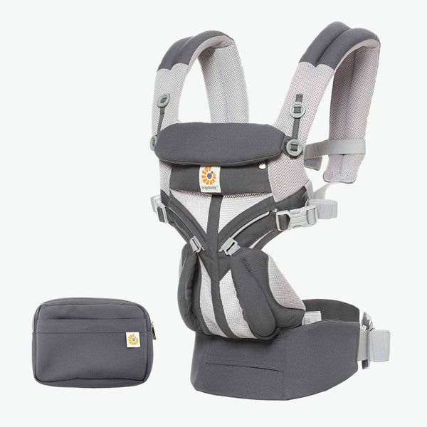 Ergobaby Omni 360 All-in-One Carrier - Carbon Grey