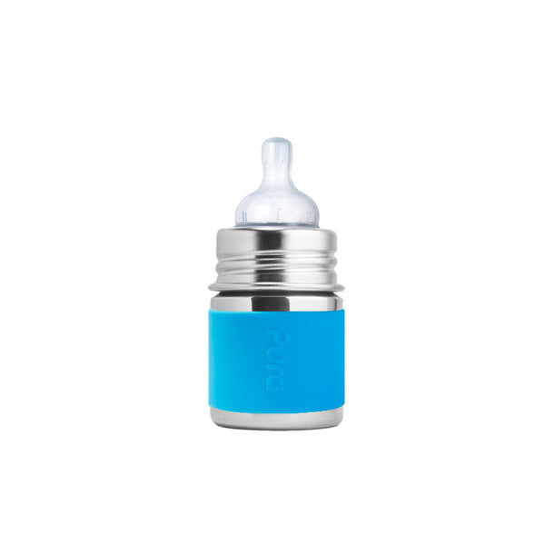 Pura Kiki 5oz Sleeved Infant Bottle