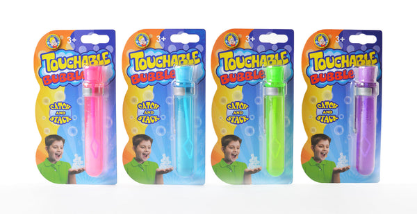 Uncle Bubble Catch & Stack Bubbles