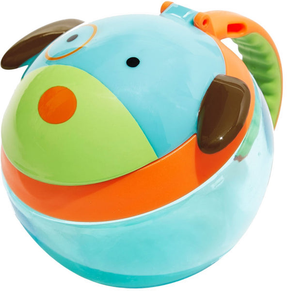 Skip Hop Toddler Snack Cup, Dog