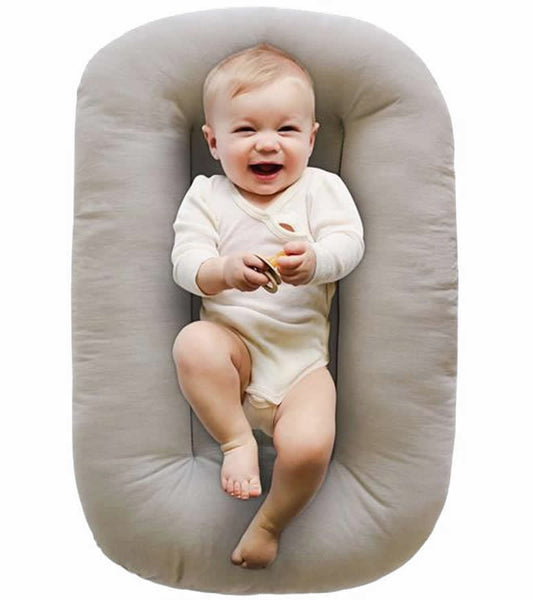 Snuggle Me Organic Infant Lounger - Birch