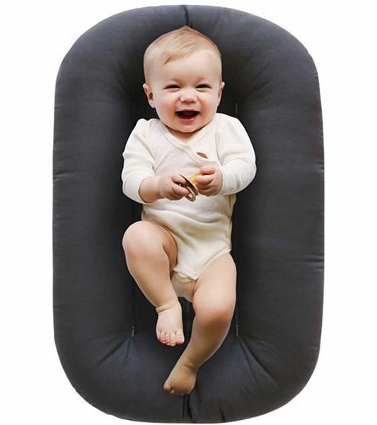 Snuggle Me Organic Infant Lounger - Sparrow