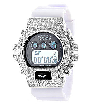 Ice Plus Diamond Watch by Joe Rodeo 0.12ct