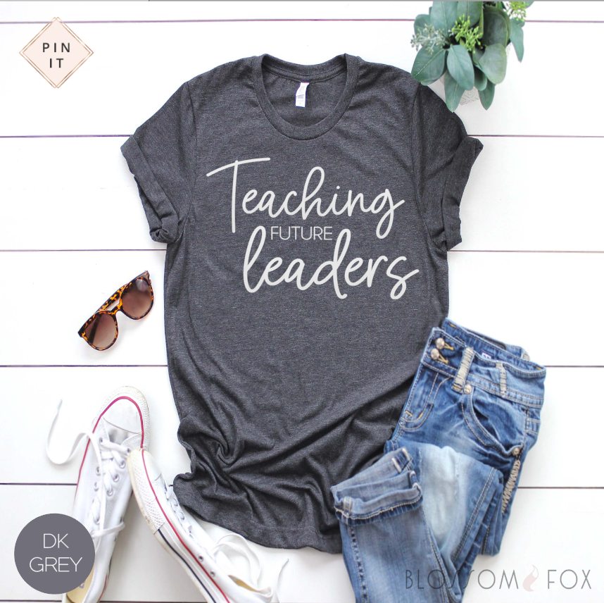 teaching-future-leaders-graphic-t-shirt