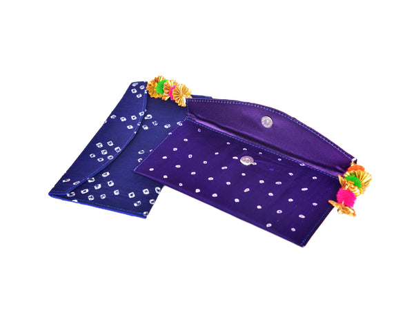 Money Envelopes in Bandhani Fabric