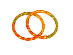 Gota Bangles- Multicoloured