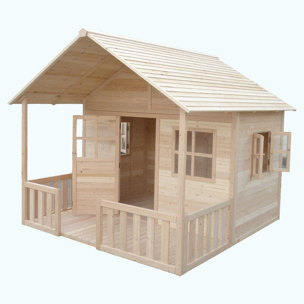 Decorating Ideas for Cubby Houses
