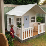 PREORDER - Barra Shack with Carport - JULY DELIVERY