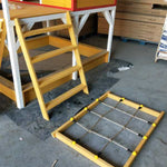 PRE ORDER Optional Wood Ladder for Fun and Sunshine Shack