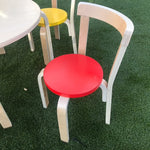Kids Indoor Table and Chair Set