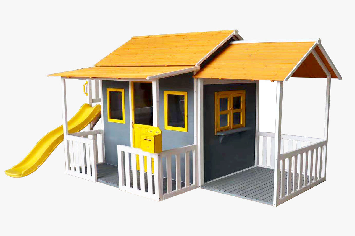 IN STOCK -The Club House With Carport