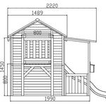 SOLD OUT Deposit Club Shack With Carport($1980)