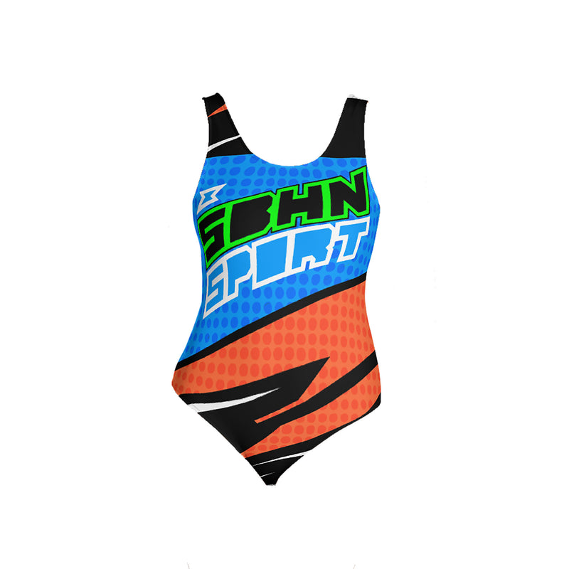 RAGING RELAY BODY/SWIMSUIT - SIOBHAN HUNTER BRAND