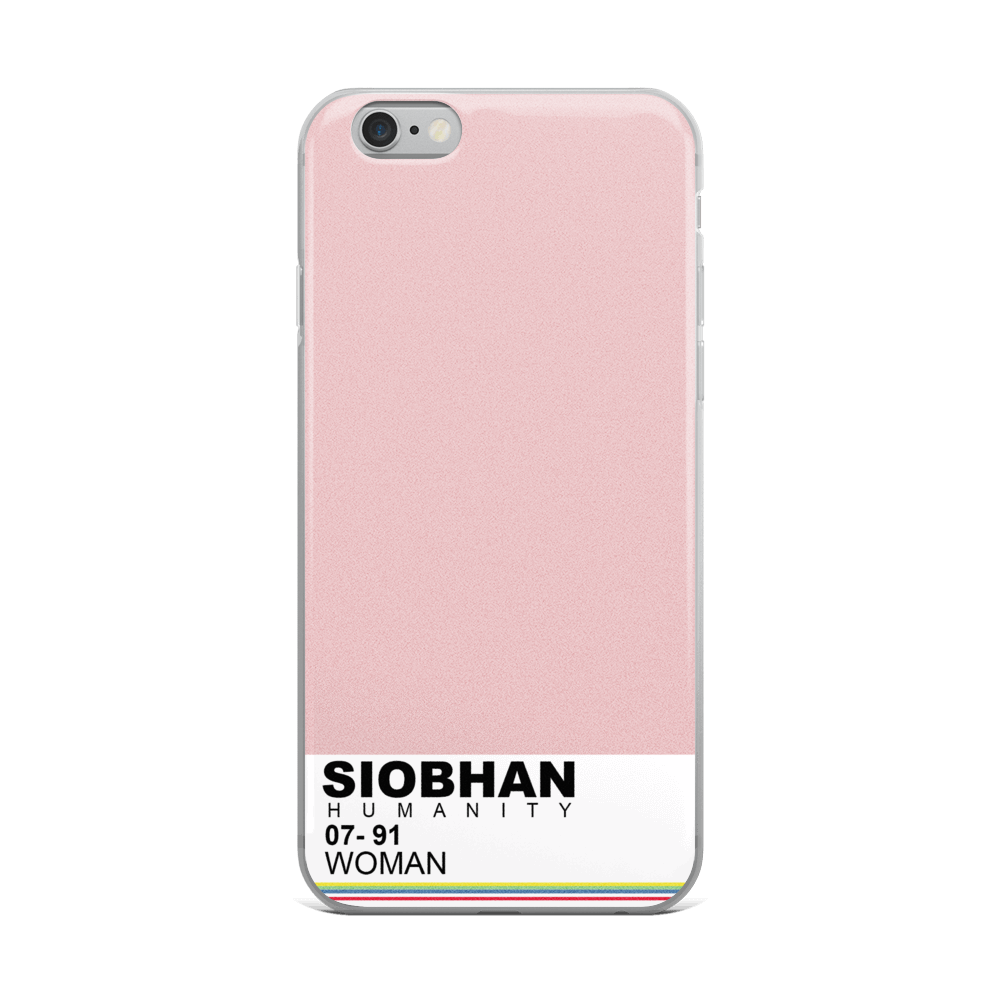 WOMAN iPHONE CASE - SIOBHAN HUNTER BRAND