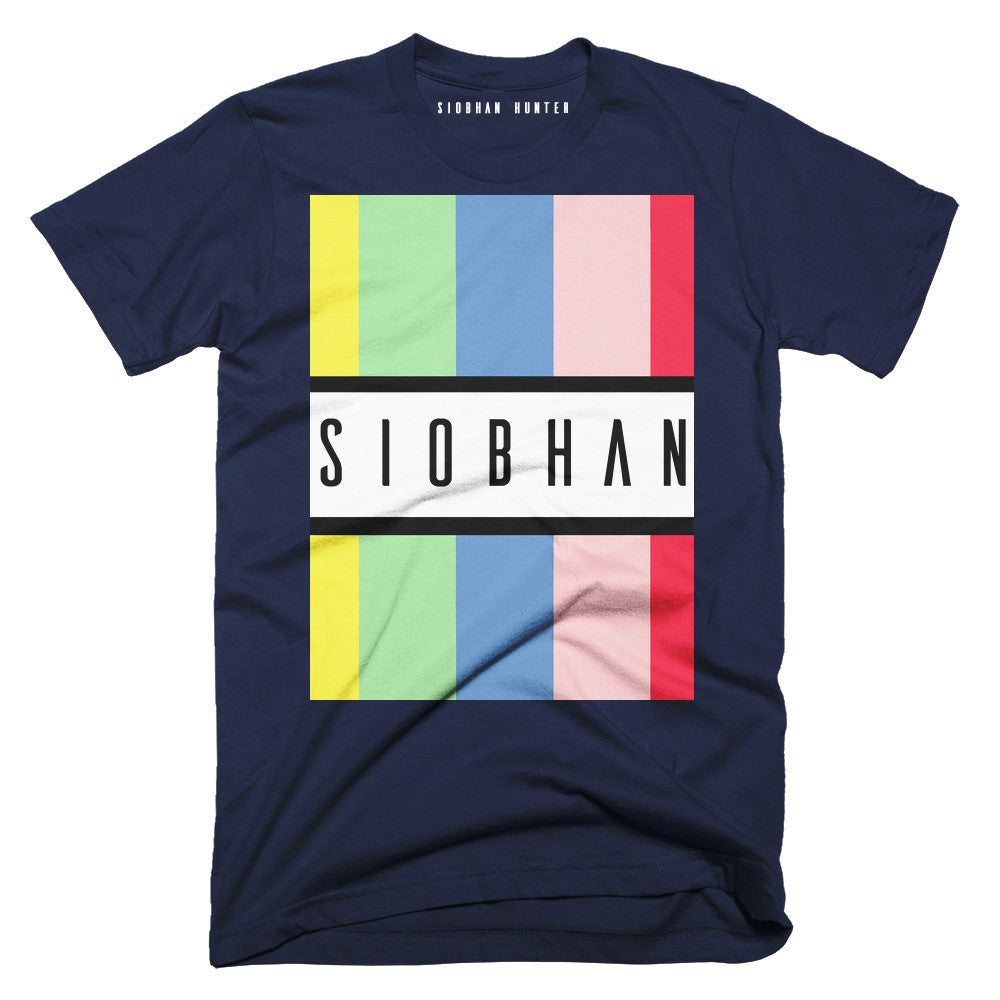 TELEVISED UNISEX T-SHIRT - SIOBHAN HUNTER BRAND