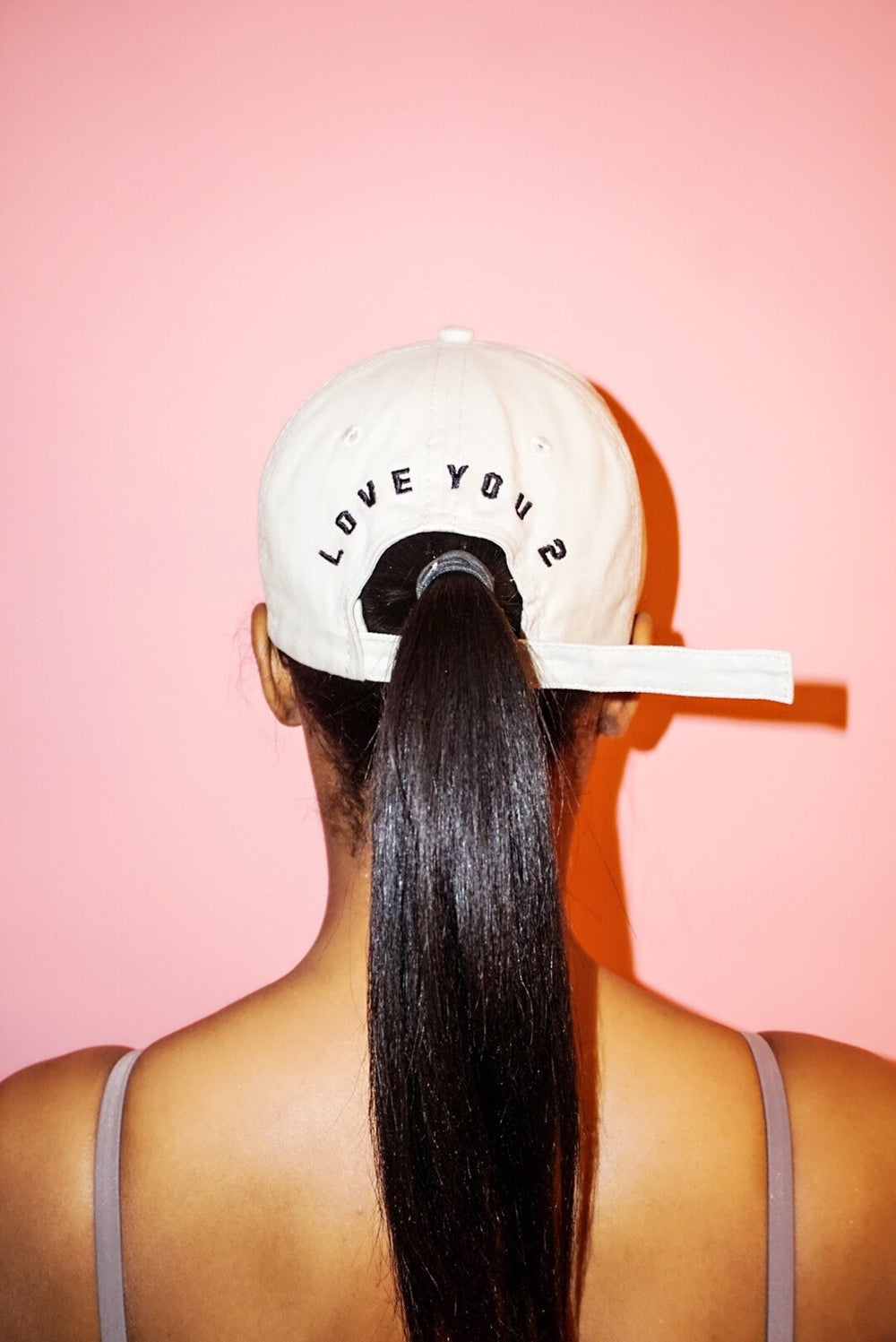 STILL HATING UNISEX DAD CAP - SIOBHAN HUNTER BRAND