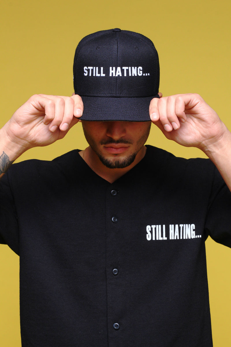STILL HATING SNAPBACK - SIOBHAN HUNTER BRAND
