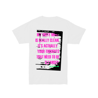 DON'T KILL THE MESSENGER PREMIUM UNISEX SHIRT - SIOBHAN HUNTER BRAND