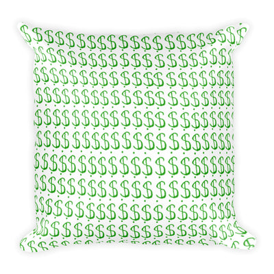 SLAVE TO THE RHYTHM THROW PILLOW - SIOBHAN HUNTER BRAND
