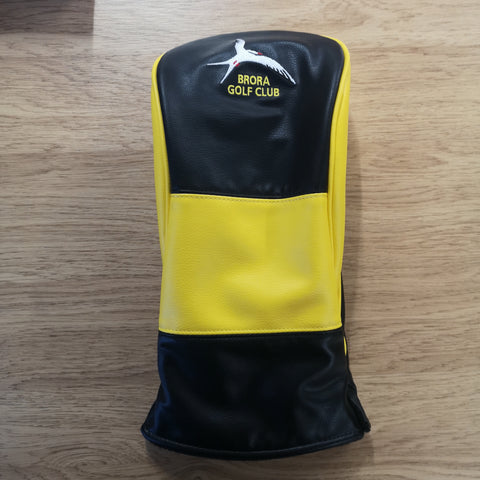 Brora Driver Headcover