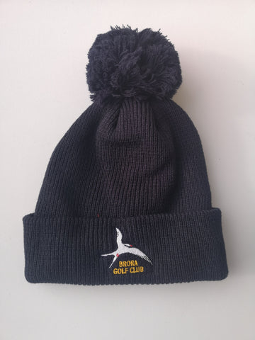 Glenmuir Winter Bobble Hat