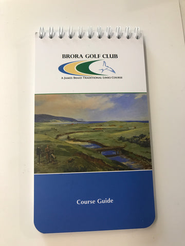 BRORA COURSE GUIDE