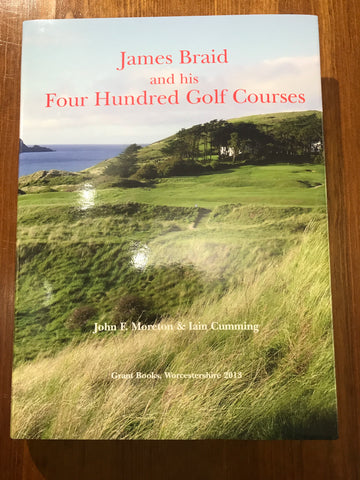 JAMES BRAID BOOK